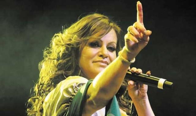 Homenaje de Jenni Rivera en Monterrey