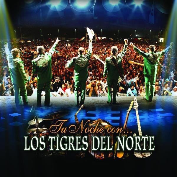 Tigres Del Norte En Concierto en Laredo