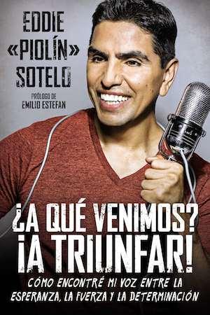 """Eddie """"Piolín"""" Sotelo publica su libro autobiográfico"""