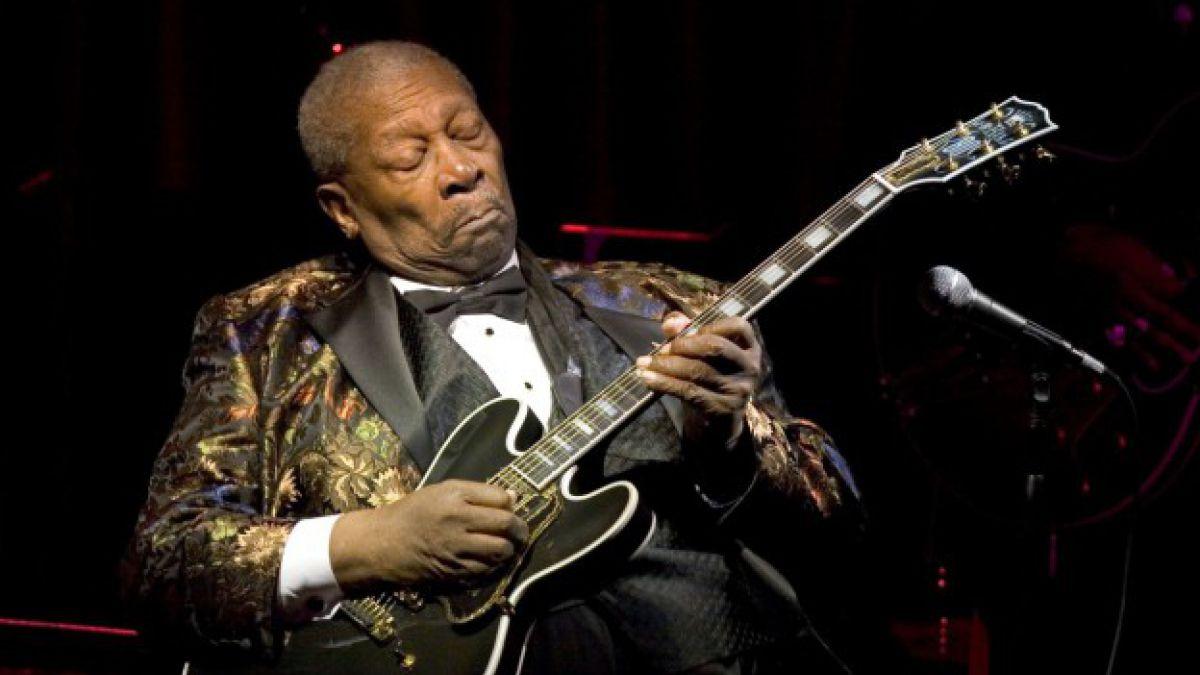 B.B. King, leyenda del blues, está hospitalizado