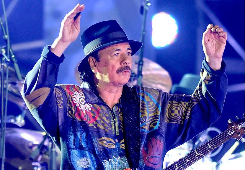 """Santana amanece eufórico tras su """"muerte"""" en Twitter"""