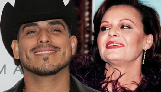 Espinoza Paz canta a dueto con Rocío Dúrcal tema de Joan Sebastian (Audio)
