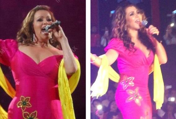 Colombiana sorprende con fiel imitación de Jenni Rivera