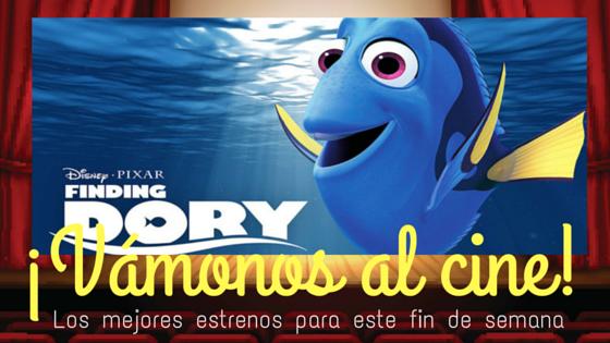 Video: Finding Dory llega para romper las taquillas de las salas de cine