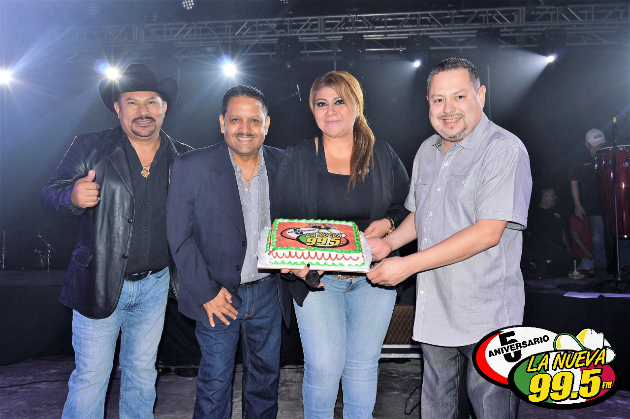 La Nueva 99.5 5th Anniversary Photos