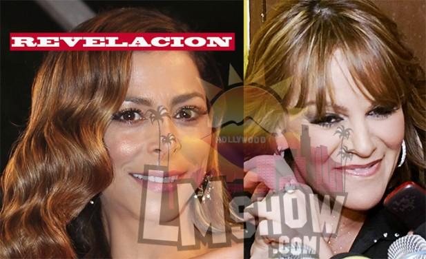 """Lourdes Stephen: """"Quedaron Partes Reconocibles De Jenni Rivera"""""""